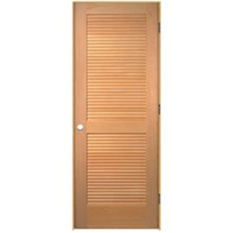 steves sons louver panel solid core pine interior door full louver unfinished pine interior door slab basement