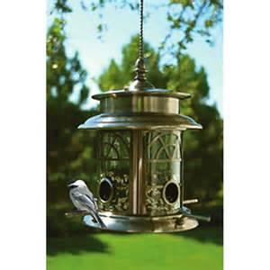 Solar Bird Feeder arch inlay solar bird feeder 208282 bird houses feeders at sportsman s guide