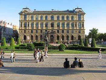 Takes The To School In Prague 6 by высшая школа прикладного искусства прага википедия