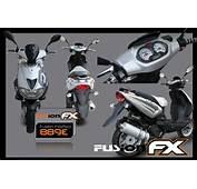 Qui Connait Le Scooter Fusion Fx 125  Cm3 G&233n&233ral
