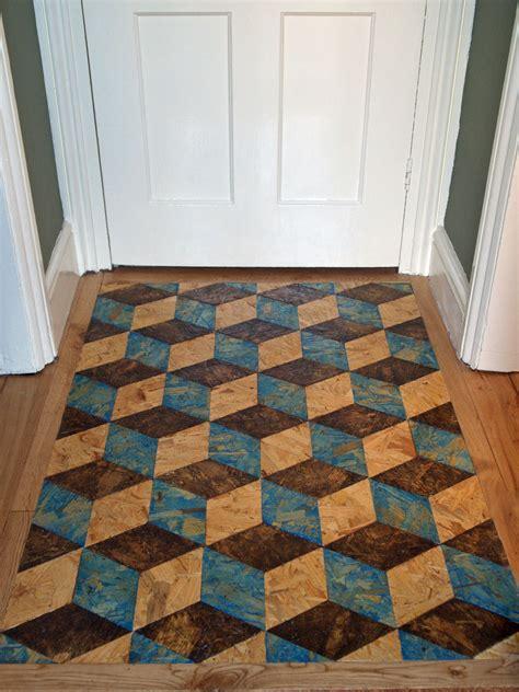 Cant Afford Carmens Cut Try A by Osb Parquet Flooring By Ekokdesign Can T Afford Parquet