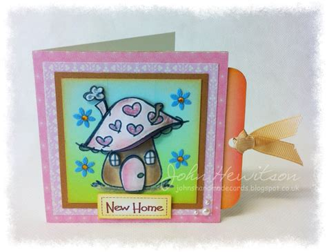 Handmade New Home Card - s handmade cards slider card new home