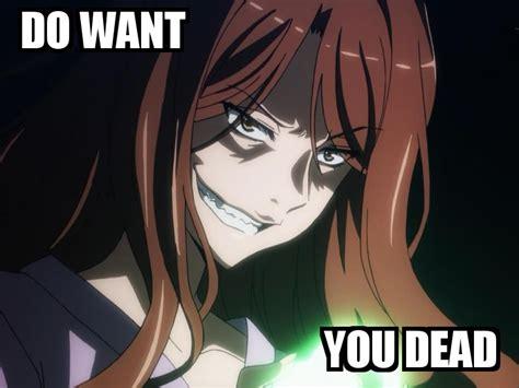 Want You Dead shizuri mugino do want you dead do want do not want your meme