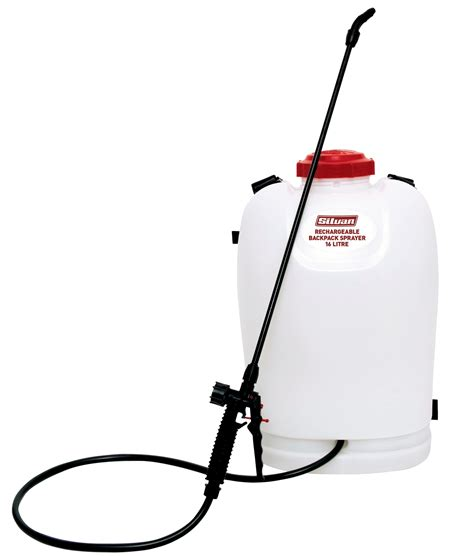 silvan  rechargeable backpack sprayer reviews