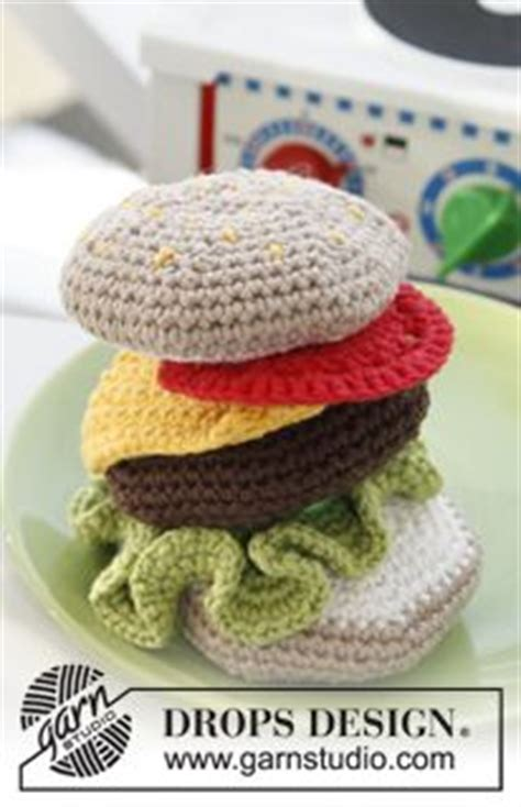 amigurumi hamburger pattern free amigurumi food on pinterest crochet food amigurumi and