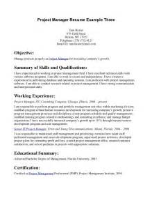objective exles for resume 100 sle resume