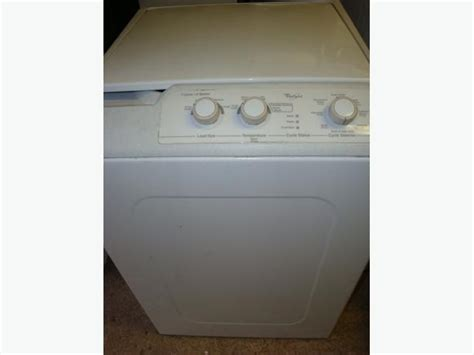 Apartment Washer Compact Whirlpool Apartment Size Portable Washer Central Ottawa