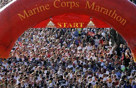 runs big world a marine s path to peace books marine corps marathon guide spothero
