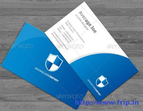 shield business card template 50 best corporate business cards design print templates