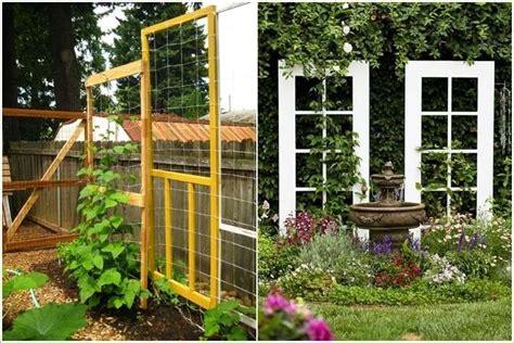 Backyard Trellis Ideas by 15 Unique Trellis Ideas For Your Home S Garden