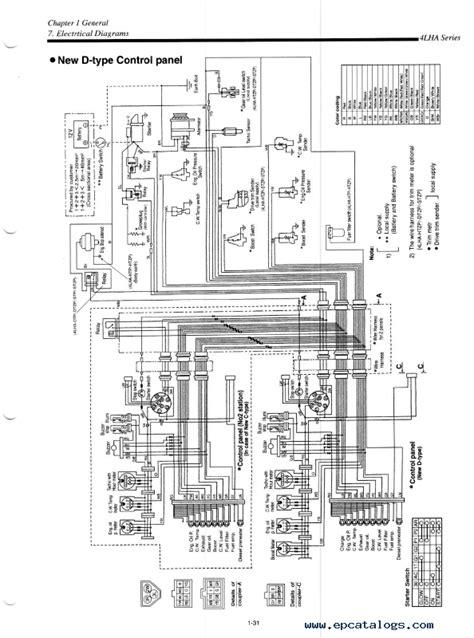 yanmar marine diesel engine lha series  manual