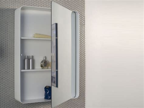 mirror with storage for bathroom bathroom mirror storage mirror by ex t design paul loebach