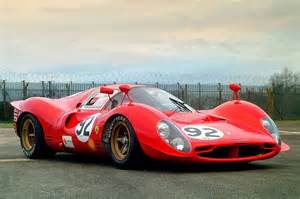 How Many Ferraris Been Made 330 P4 One Of The Most Beautiful Racing Cars