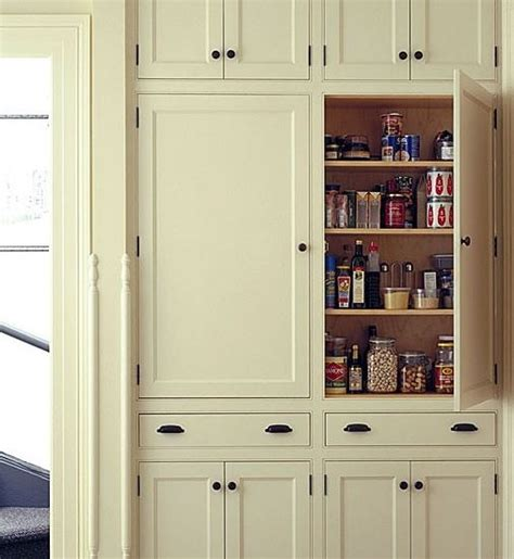 built in kitchen pantry cabinet built in pantry kitchens pinterest
