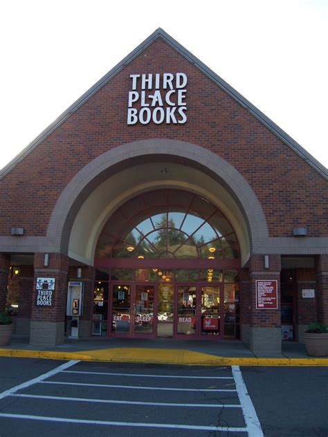 park a place of books third place books in lake forest park washington