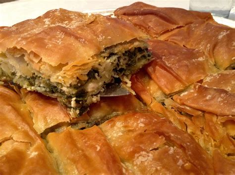 traditional recipes traditional spanakopita recipe spinach pie with