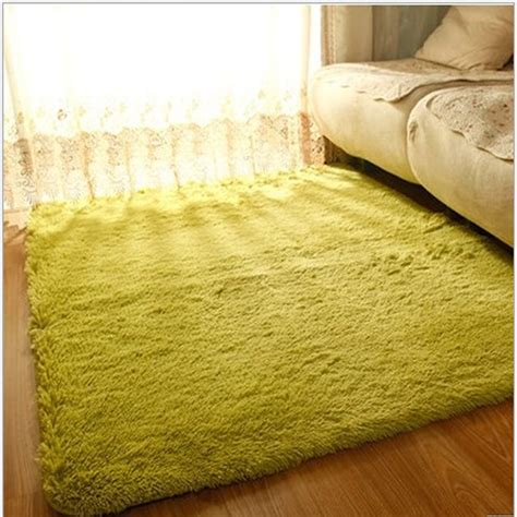 Rug Slips On Carpet by 90x160cm Bedroom Fluffy Floor Carpet Mat Soft Shaggy