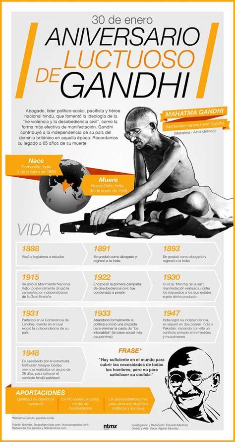 mahatma gandhi resumed biography 11 best biography infographic images on pinterest
