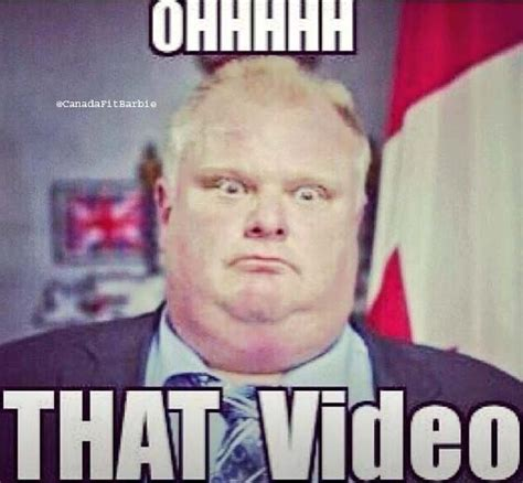 Rob Ford Meme - 13 rob ford crack cocaine funny meme photos reaction to