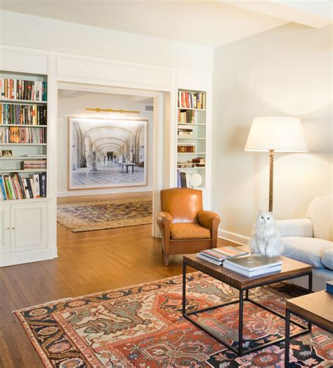 Living Room And Family Room Side By Side Living Room East Side Apartment New York City