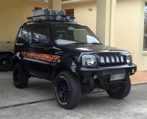 Modified Suzuki Jimny Suzuki Jimny Modified пошук ジムニー