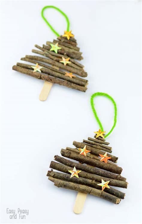 craft stick ornaments stick tree trendy my harry lauderus walking stick is