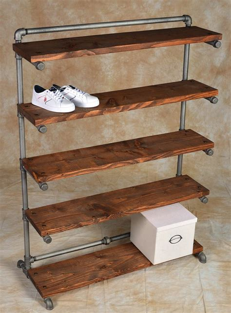 Rack Furniture by Best 25 Pipe Furniture Ideas On Industrial