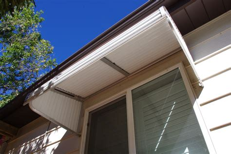 Window Canopy 4500 Series Casement Window Awning