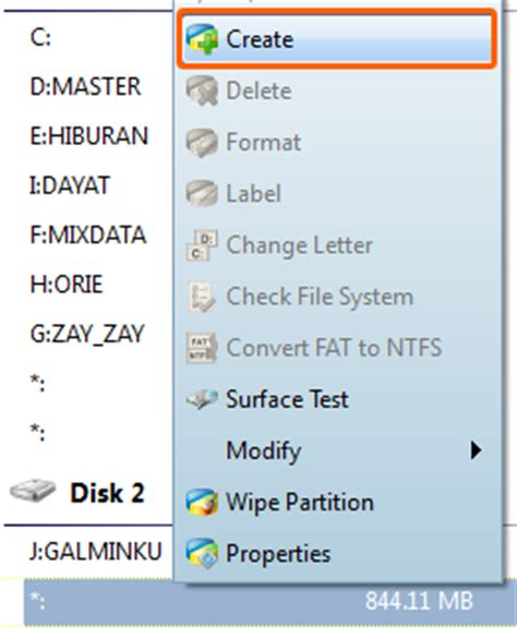 how to make sd card partition tutorial how to create a partition on sd card