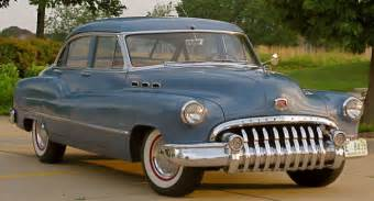 1950s Buick Hemmings Find Of The Day 1950 Buick Riviera