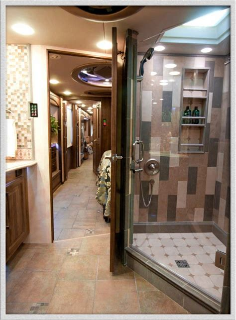 best 25 luxury rv ideas on pinterest luxury rv living extraordinary 70 luxury rv bathrooms inspiration design