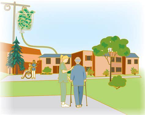 nursing home christmas clipart clip art library