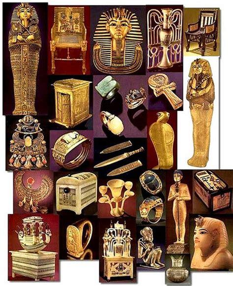 imagenes egipcias tutankamon tutankam 243 n y sus tesoros