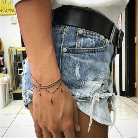 wrist tattoo cover bracelets 17 best ideas about wrist bracelet tattoos on
