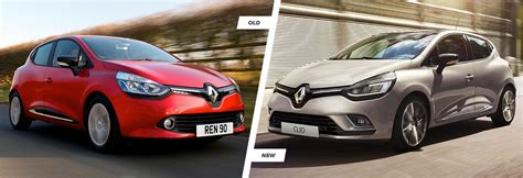 Neues Styling by Renault Clio Facelift Vs New Compared Carwow