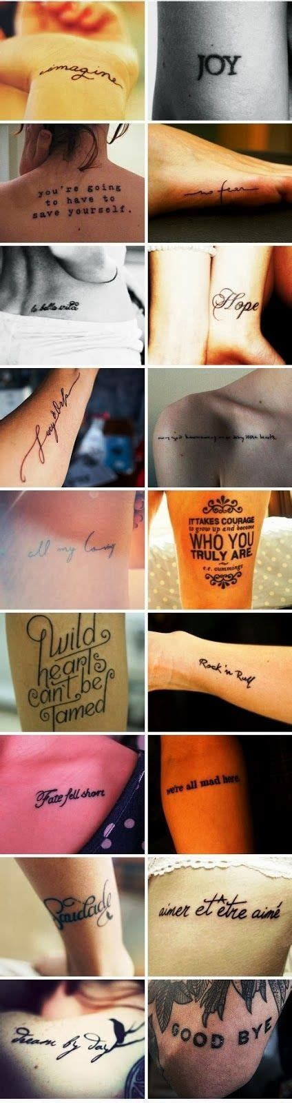 word tattoo placement best 25 word placements ideas on best