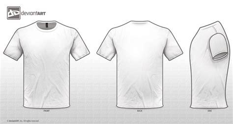 White T Shirt Template Beepmunk T Shirt Design Template Free