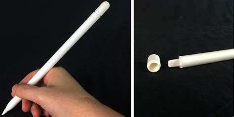 apple pen 3d printed apple pencil 3dprint com the voice of 3d
