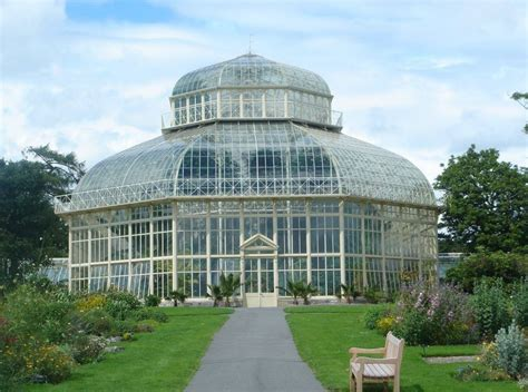 Botanical Gardens Dublin Sculpture In Context 2016 Ceramic Forms