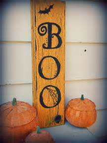 Halloween Decorations Signs Boo Halloween Decor Sign