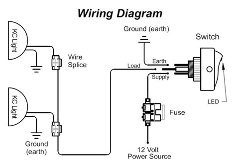 kc fog light wiring diagram wiring diagram and schematic