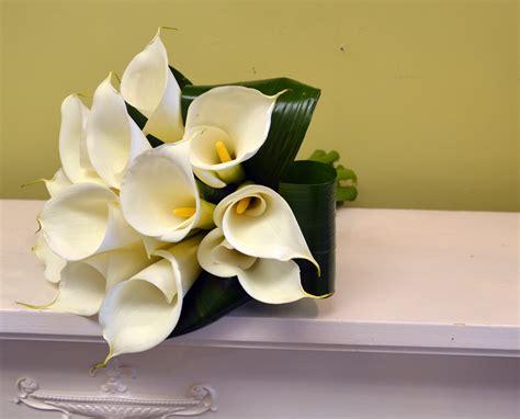 calla wedding bouquet calla wedding bouquets utica ny