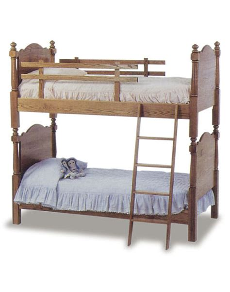 amish bunk beds traditional amish bunk bed amish bedroom furniture