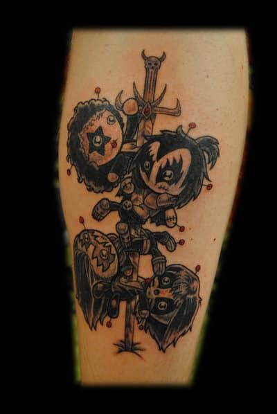 voodoo doll tattoo designs 33 staggering voodoo designs inkdoneright