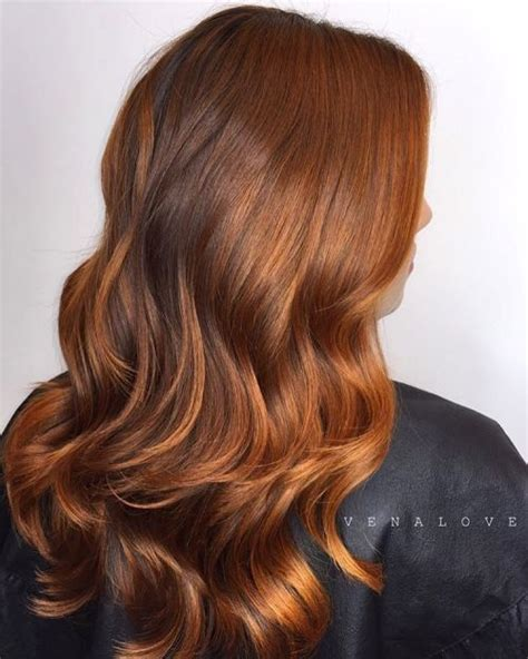 copper brown hair color 40 fresh trendy ideas for copper hair color