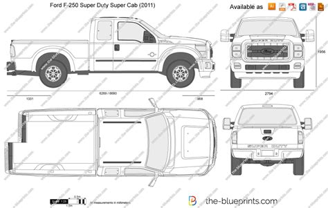 ford f250 bed dimensions ford duty truck bed dimensions