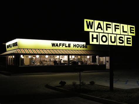 Waffel House newton celebrated monday s win at waffle house bso