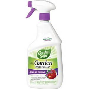 shop garden safe 24 fl oz garden insect killer at lowes