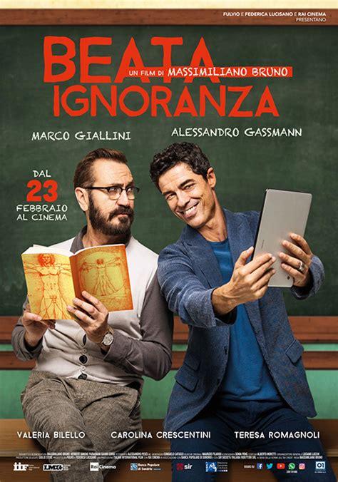 film up leonardo beata ignoranza posters filmup com
