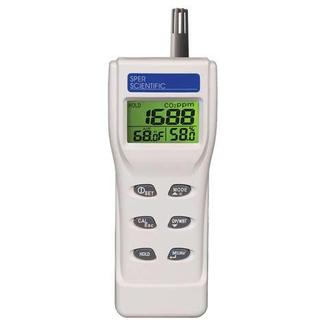 Air Quality Meter Air Quality Meter C02 Rh Dew Point Temperature